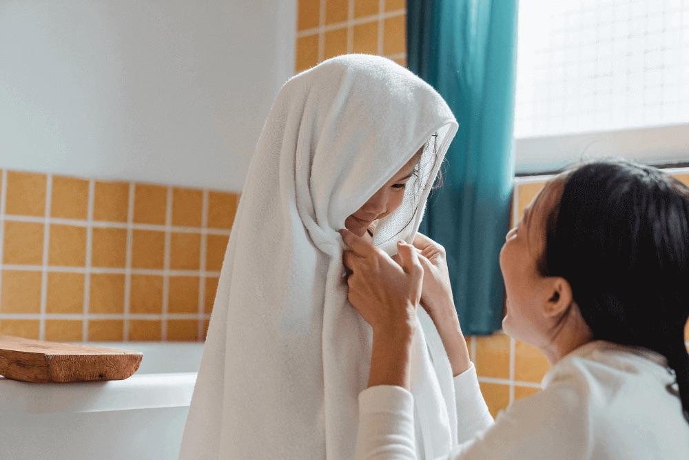 Jak wybrać ręczniki dla dzieci? Najważniejsze kwestie