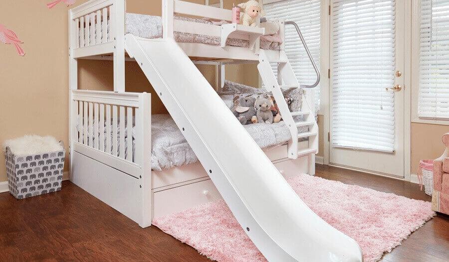Kid's room - bunk bed