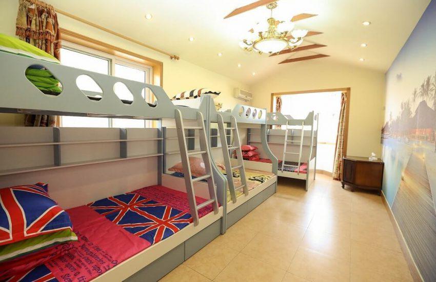 Bunk beds - advantages and disadvantages